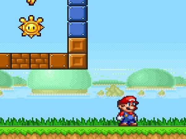 Super Mario Yıldız Peşinde