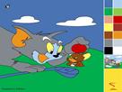 Tom Ve Jerry Boyama Oyunu