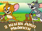 Tom ve Jerry Altın Madencisi